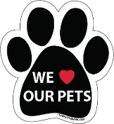 Paw We Love Our Pets